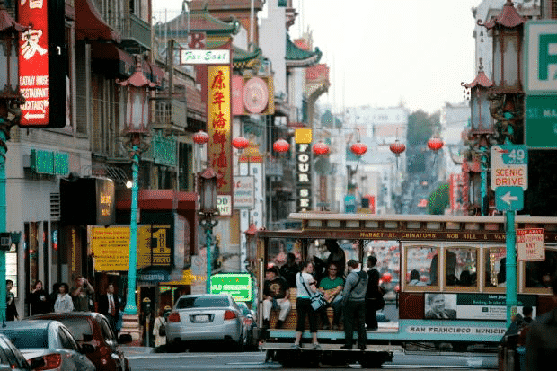 Getting to Chinatown from anywhere in San Francisco can be very easy